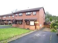 Beautiful 3 bedroom Family home with Conservatory and Large Garden