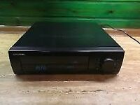 Grundig VHS Video Recorder / Player VCR - black - GV 500