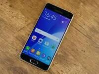 Samsung Galaxy A3 2016 version with Samsung Warranty Black colour! ! Unlocked 4G 16 gb