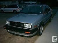 1992 Volkswagen Jetta TURBO DIESEL