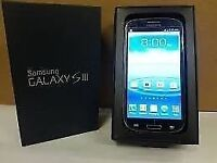 Samsung Galaxy S3......only 69 pounds........cheapest