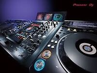 DJ FOR HIRE IN LONDON AND UK