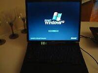 5 ibm laptops left