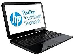 Hp touchsmart 15,6 inch 750 Gb 15–b168ca