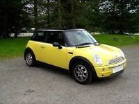 2005 MINI ONE 1.6P ALL PARTS AVAILABLE