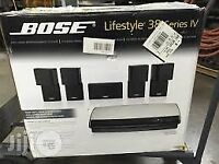 Bose Lifestyle® 38 Series IV DVD home entertainment system