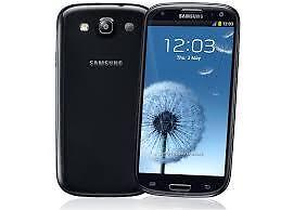 Samsung Galaxy S3 Phone with case