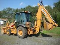 Case 580K Backhoe for rent in Azilda