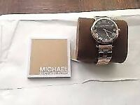 BN Ladies Michael Kors watch model MK3585 RRP £209