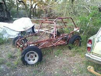 Looking for a DUNE BUGGY - VW - home built - blue - orange