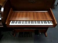 ORLA TRADITIONALE organ base unit plus OPTIONAL Yamaha Tyros Keyboard