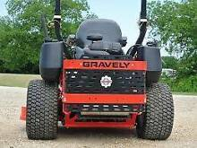 """Save $3000 - 1 @ 72"""" Gravely Pro turn Commercial Zero Turn Mower Eden Hill Bassendean Area Preview"""