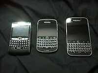 90 Blackberry Phones