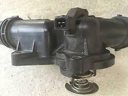 up for sale a bmw thermostat housing