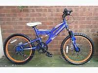 "Muddyfox 20"" boys bike"