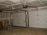 Low Cost!! Garage Doors,Spring,Openers Repair.