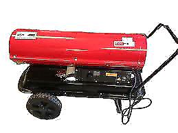 New proplus 20kw portable diesel space heater garage warmer
