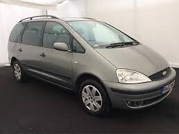 Fantastic Value 2004 Galaxy AUTOMATIC 7 Seater MPV Only 89000 Miles December 2017 MOT HPI Clear