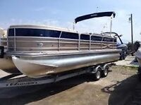 2013 Excursion Pontoon X23C