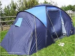 Wynmaster Buzzard 4 Person Tent