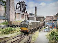Model railway, rolling stock, track and accessories bought for cash