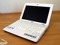 Like New lg netbook windows 7 works very well (75.00 today )