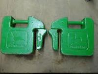WANTED - John Deere Suitcase Weights