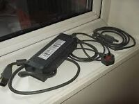 Official genuine Microsoft Xbox 360 Adapter V85 Brick Power Supply & TV/Video Cable.£25.00