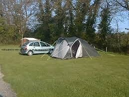 Gelert Ottawa 4 Berth Tent as new plus lots of extra camping equipment a real bargain