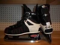 CCM Tacks ice skates