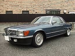 Wanted: MERCEDES 450 500 560 SLC OR SL WANTED