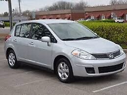 2009 Nissan Versa ONLY 60k kms NEW TIRES WINTER & All season