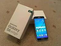 Like Brand new use condition Samsung galaxy S6 edge 32gb factory unlocked boxed