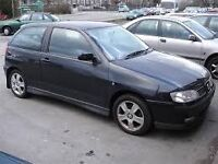 seat ibiza nice little starter car call for more details 07851028077