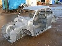 WANTED Morris Minor body shell.