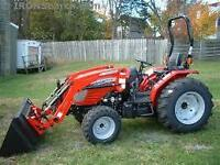 35 HP McCormick 4x4 ******ONLY 1 LEFT *********