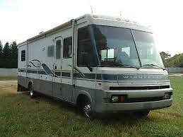 Winnebago Adventurer 1996 Classe A, Extension, 34'
