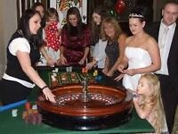 Mobile Fun Casino Entertainment Hire Blackjack Roulette Poker