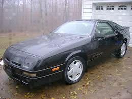 88-90 Daytona Shelby T2 VNT Shadow PARTS