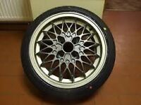 Cavilear alloys, 4x100 for corsa b - c
