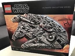 LEGO STAR WARS MILLENNIUM FALCON 75192 VERY RARE SET