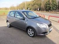 CHEVROLET AVEO 1.2 LS 5d 83 BHP **ASK ABOUT FINANCE** (grey) 2009