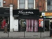 Seeking a hair stylist at Husna Hair & Beauty on Upper Tooting Road