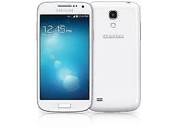 SAMSUNG S4 MINI WHITE/BLACK