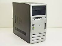 HP / Compaq Computer, Monitor, Windows 7 Professional, Microsoft Office 2013