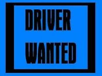 Driver Wanted for summer