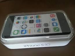 White iPhone 5C Brand New, 16 Gb, Telus, Koodo, Public Mobile