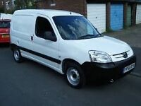 Looking for delivery job with own insured van.