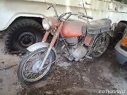 1956 GILERA  AUTOSTRADA 150 CC 4 STROKE