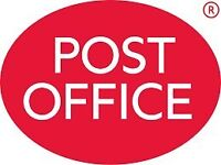 Shop Assistant with Post Office experience Required